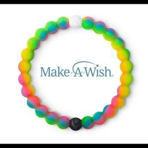 Lokai Make A Wish Neon Bracelet Limited Edition S